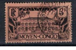 CONGO     N°  YVERT  131    OBLITERE       ( Ob   2 / 51 ) - Oblitérés