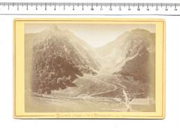 Photo Albumine - Luchon..... - Oud (voor 1900)