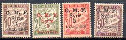 Syrie Taxe 5/8 * - Timbres-taxe