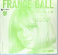 """45 Tours SP -  FRANCE GALL - PHILIPS 373825 -   """" CA ME FAIT RIRE """" + 1  ( POCHETTE VIDE - SEULE ) - Sonstige - Franz. Chansons"""