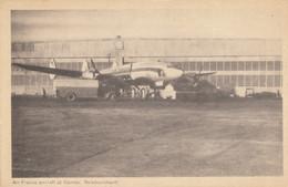 CPA - Constellation - Compagnie Air France - Aéroport De Gander ( Terre Neuve - Canada ) - 1946-....: Ere Moderne