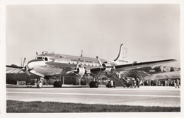 CPA - Douglas DC 4 - Compagnie Scandinavian Airlines Systeme - 1946-....: Ere Moderne