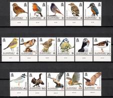 Alderney 2020 / Birds MNH Vögel Aves Uccelli Oiseaux / Cu18926  7-17 - Ohne Zuordnung