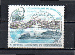 Timbre Oblitére De Nouvelle-Calédonie  1979    P.A 195 - Usados