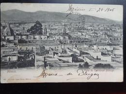Mexico / Vista De Guadalupe Hidalgo -> Written 1905 - México