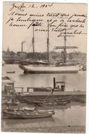 CPA 33 : BORDEAUX - Un Morutier - Précurseur DND - Pêche - 1904 - Bordeaux