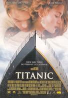 CPM Titanic Affiche De Film - Cantanti E Musicisti