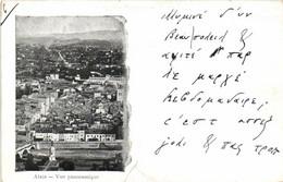Alais Vue Panoramique Pionnière RV - Alès