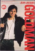 CPM Jean Jacques Goldman - Cantanti E Musicisti