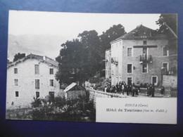 ZONZA  ( CORSE ) Hotel Du Tourisme - Autres Communes