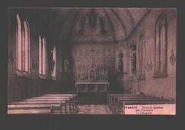 Haacht / Haecht - Noviciat Général Des Ursulines - La Chapelle - Roze Papier - Haacht