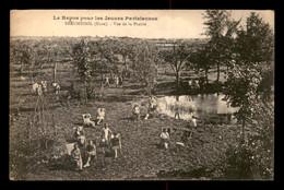 27 - BEAUMESNIL - REPOS DANS LA PRAIRIE - Beaumesnil