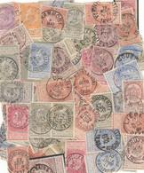 160 Timbres Fines Barbes - 1893-1800 Fijne Baard