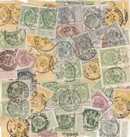 150 Timbres Armoirie - 1893-1907 Wapenschild