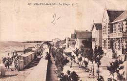 17-CHATELAILLON-N°C-4340-E/0345 - Châtelaillon-Plage