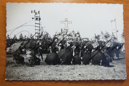 Foug. Congres Pendant 3 Jours  1917 Carte Photo  Photografer M.J. Mangin. - Foug