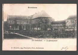 Bornem / Bornhem - De Kostschool - Uitg. D. Hendrix - Bornem