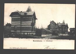 Bornem / Bornhem - Statielei - Uitg. Ch. D'Hooghe - Bornem