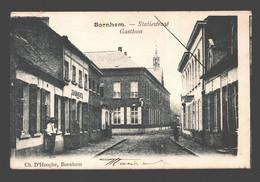 Bornem / Bornhem - Statiestraat - Gasthuis - Uitg. Ch. D'Hooghe - Bornem