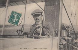 NOS AVIATEURS  JEAN GOBRON - Airmen, Fliers