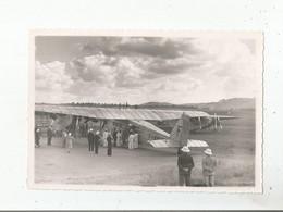 MADAGASCAR SOUS GOUVERNANCE FRANCAISE 1939 RETOUR DE VOYAGE DE MR LE GOUVERNEUR GENERAL (BEL AVION) - Aviation