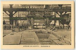 11325 - LONGWY - ACIERIES DE / BLOOMING II - Longwy