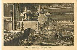 11327 - LONGWY - ACIERIES DE / BLOOMING III - Longwy