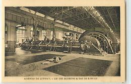 11331 - LONGWY - ACIERIES DE / UN DES MOTEURS A GAZ DE 6000 CV - Longwy