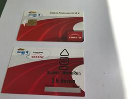 2:085 - Finland Chip S85 World Championship Athletics Mint - Finland
