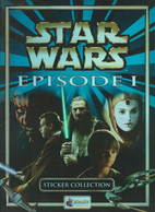 STAR WARS Eposide 1 Sticker Collection Merlin-collections Map Topps Lucasfilm - Episodio I
