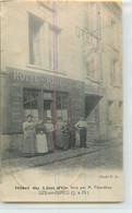 30908 - LIZY SUR OURCQ - HOTEL DU LION D OR - Lizy Sur Ourcq
