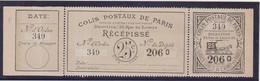 FRANCE : COLIS POSTAUX . DE PARIS POUR PARIS . N° 20 SPINK . 1894 . - Mint/Hinged