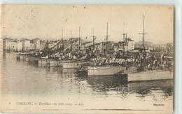 19696 - TOULON - TORPILLEURS AU PETIT RANG - Toulon