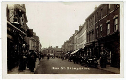 Bromsgrove - Worcestershire - High Street - - Worcestershire