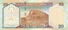 SAUDI ARABIA P. 27 20 R 1999 UNC - Saudi Arabia