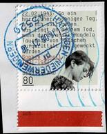 Bund 2021,Michel# 3606 O Sophie Scholl - Gebraucht