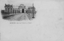 Le Mans - Gare Des Tramways - Précurseur - Stazioni Senza Treni