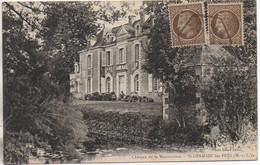 49 St-GERMAIN-des-PRES  Château De La Missonnière - Autres Communes