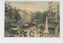 MILLAU - Monument Commémoratif 1870 - Millau