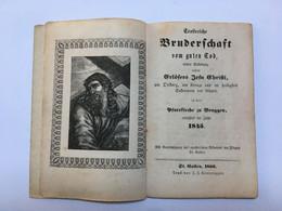 BRUDERFCHAFT Vom Guten Tod ST GALLEN 1866 . JESU CHRISTI . DRUD VON JJ GONBEREGGER . - Old Books