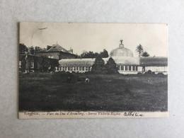 ENGHIEN  1903  PARC DU DUC D' AREMBERG - SERRES VICTORIA REGINA - Edingen