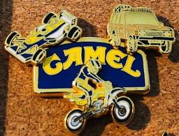 RALLYE - CAMEL PRO TEAM - MOTO - FORMULE 1 - F1 - SABLE - DESERT - EGF - VOITURE - CAR - AUTOMOBILE - AUTO - 500EX- (28) - Rallye