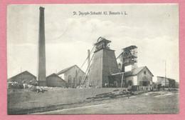 57 - KLEIN-ROSSELN - PETITE ROSSELLE - St Joseph Schacht - Puits De Mine - Autres Communes
