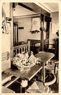 29 Finistere Port Manech Le BAr Chez Tante Jeanne Interieur Batiment Table - Other Municipalities