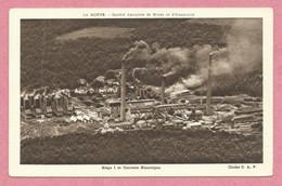 """57 - CREUTZWALD La CROIX - Mine De ' La Houve """" - Siège 1 Et Centrale Electrique  - Voir état - Creutzwald"""