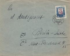 Litauen: 1931 Karmelava Nach Berlin - Litouwen