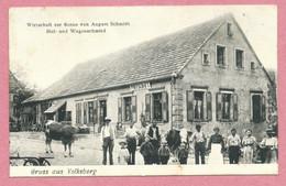 67 - GRUSS Aus VOLKSBERG - Wirtschaft Zur Sonne - Auguste SCHMIDT - Huf Und Wagenschmied - Other Municipalities