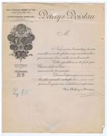 SEINE SAINT-DENIS - PANTIN - DELIZY & DOISTEAU - 1900 – 1949