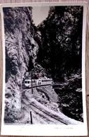 GREECE GRECE ODONTOTOS TRAIN PATRAS AIGION DIAKOFTO KALAVRYTA ROUTE 1930 EDITION MITROPOULOS UNUSED - Greece