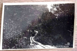 GREECE GRECE ODONTOTOS TRAIN PATRAS AIGION DIAKOFTO KALAVRYTA ROUTE 1930 EDITION STOLIDIS UNUSED - Greece